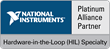 Bloomy• Named HIL Specialty Alliance Partner by National Instruments