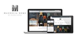 Magnolia Home brand website built by Bit-Wizards