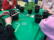 horticultural therapy at Adult Day Center