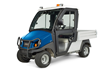 Club Car Introduces Upgraded Cab for Two-wheel Drive Carryall® Utility Vehicles
