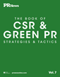 PR News' CSR & Green PR Guidebook Discusses Cause Marketing, Sustainability Initiatives, Employee Communications and More