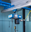 NEW Gorbel Electric Chain Hoist