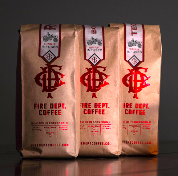 Fire Department Coffee Redefines The Coffee Infusion Process