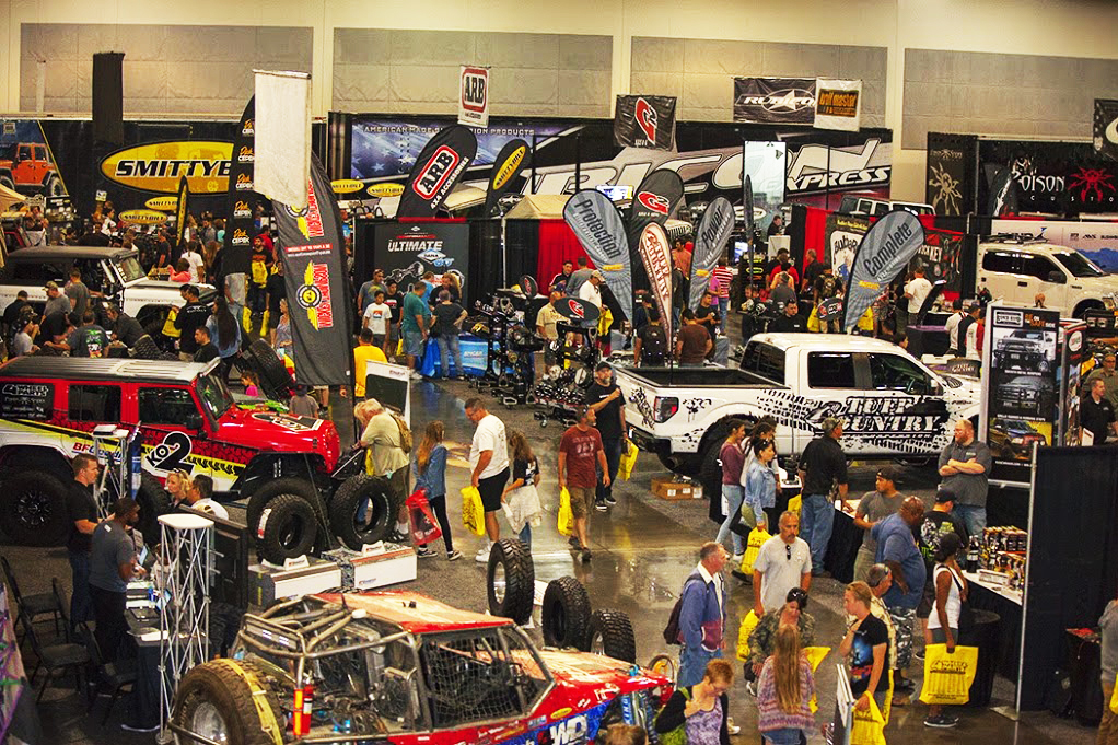 Best Family Truck >> 4 Wheel Parts Truck & Jeep Fest Show Comes to San Mateo ...