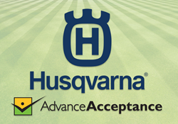 Programs will be available for qualified Husqvarna customers beginning March, 2017.
