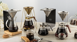 Assortment of some of Osaka's coffee brewing equipment