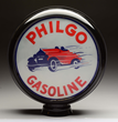 "Philgo Gasoline 15"" Single Globe Lens, Estimated at $10,000-15,000."