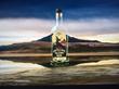Antelope Island Rum Wins Silver Medal