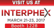 SSCI and Whitehouse Laboratories to Exhibit at Interphex 2017