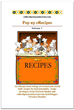 Collard Greens and Caviar Pop up eRecipes book