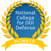 The National College for DUI Defense (NCDD)