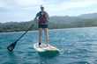 Samara Beach stand-up paddle and snorkeling tour