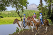 Horseback Riding Tour by the Arenal Volcano River
