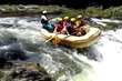 Rafting class in Playa Flamingo