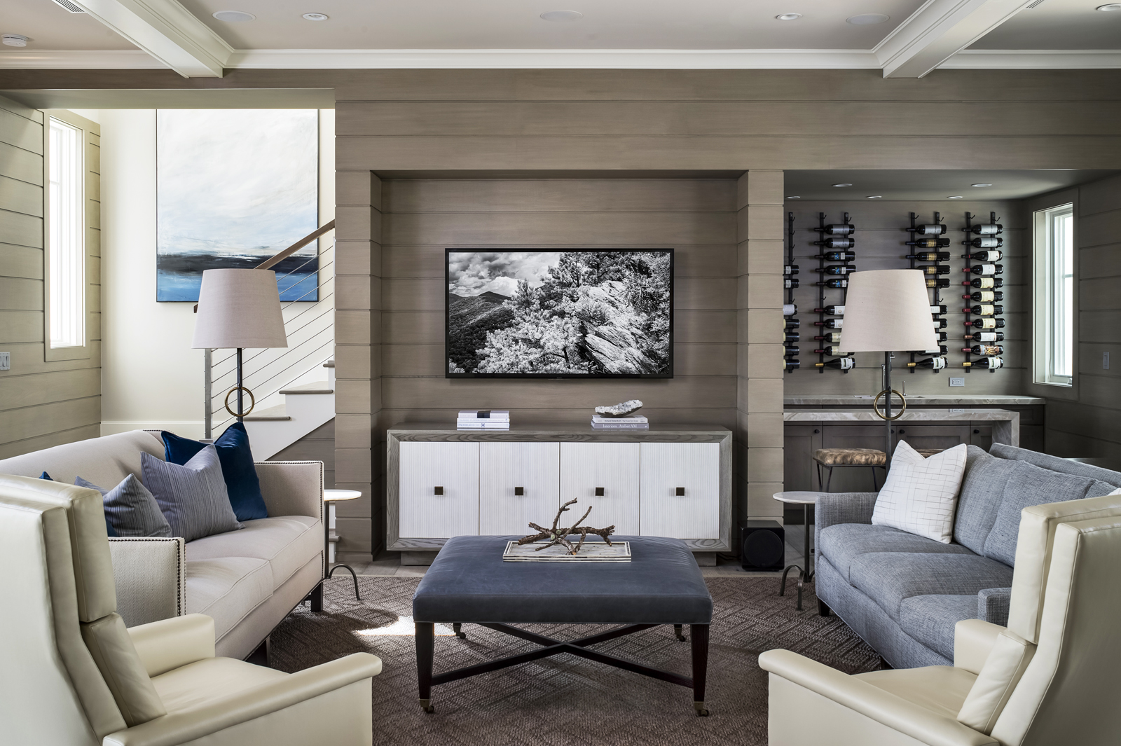 Pineapple House Designing Two Floridian National Golf Club Residences