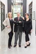 Siblings Stephen Pararo and Cynthia Pararo (right) are joined by sister-in-law Sharon Pararo (left) as the management team for the design/build firm Pineapple House Interior Design, located in Atlanta