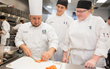 chef with students