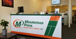 Minuteman Press franchise, Upper Marlboro, MD - lobby