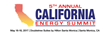 Infocast's California Energy Summit Addresses the Golden State's Latest Energy Policy Changes this May