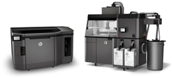 HP's 3D Printing technology Multi Jet Fusion (MJF), the newest additive process offered by Forecast 3D