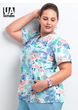Uniform Advantage Announces New Exclusive Plus-Size Scrub Collection