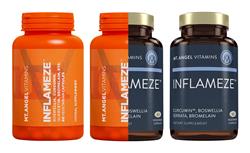 Mt. Angel Vitamins rebranding