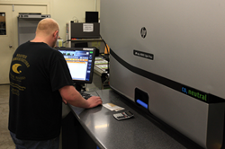 Graphic Communications HP 6800 Digital Press