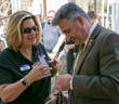 Senator Borrelli participates in Deaf Deaf World Simulation. Photo Credit Dyan Sue Photography