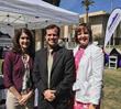 Representative Warren Peterson (Gilbert) and other AZ Legislators participate in 40th Anniversary event.