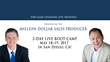 Million Dollar Sales Producer Bootcamp
