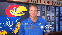Coach Bill Self is recruiting foster parents