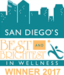American Specialty Health Inc. Honored with San Diego's 2017 Best and Brightest in Wellness® Award