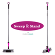 Sweep & Stand - The First Self Standing Broom