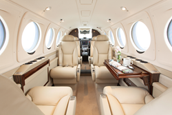 King Air 250 Private Jet Charer in Boston - Priester Aviation