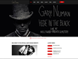 Music Icon Gary Numan Launches Brand New Website to Connect Directly with Fans