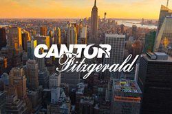 Avex launches new website for Cantor Fitzgerald