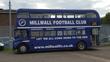 Millwall Football Club Bus