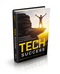 New Tech Success personal wealth management book cover for Silicon Valley tech execs.