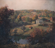 October Comes by Frank E. Schoonover