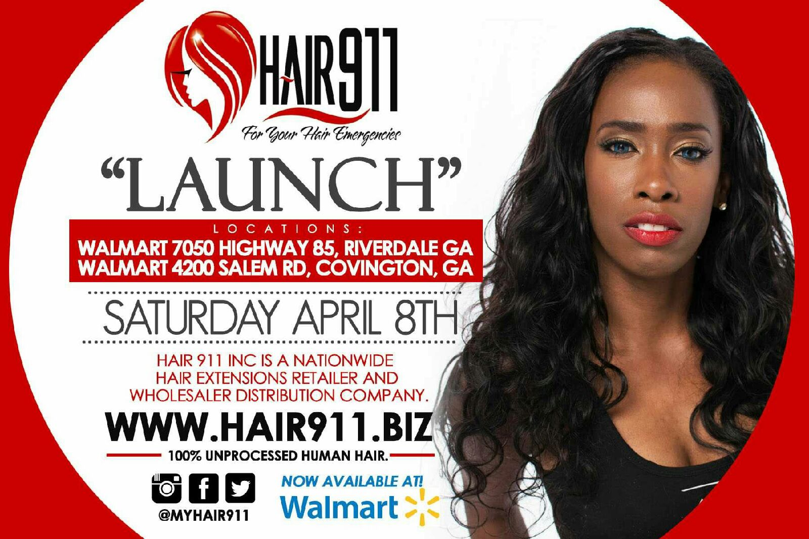 Hair 911 Inc Announces Official Hair 911 Product Launch With