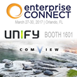 Comview to Feature TEM Solutions in Unify Booth at Enterprise Connect