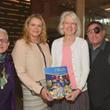 Carol Peck, Catherine Carty, Diane Cullinane, MD of PCDA, William Kidston Meeting UNESCO Chair Manager Catherine Carty (William Kidston Photography)