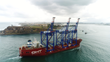 Crowley Makes History in San Juan with Arrival of New Cranes (VIDEO)