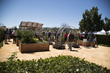 """The Sunset Test Garden is divided into distinct garden """"rooms,"""" including the Cocktail Garden, the Farm, the Backyard Orchard, the Flower Room, an The Gathering Space."""