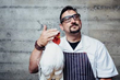 Chef Chris Cosentino of San Francisco's Cockscomb will lead a cooking demo on the Live Fire Cooking Stage at Sunset Celebration Weekend.