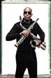 Saxophonist Chris Greene (photo by Ozzie Ramsay).