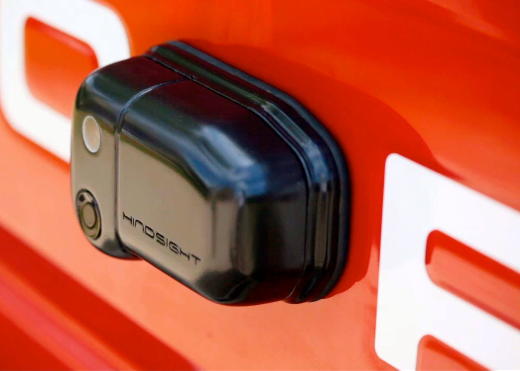 Hindsight Rear View Camera System Blasts Off On