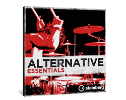 Steinberg Alternative Essentials Expansion for Groove Agent
