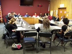 School Attendance Review Board Meeting