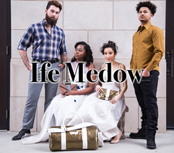 Ife Medow sustainable bags and accessories for men and women.